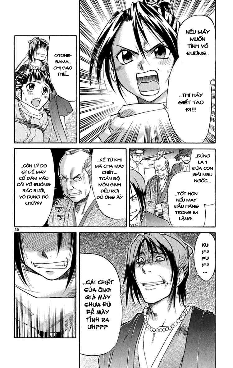 Aoi Destruction chap 6 - Trang 30
