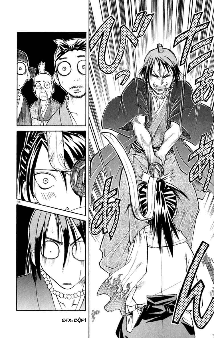 Aoi Destruction chap 6 - Trang 34