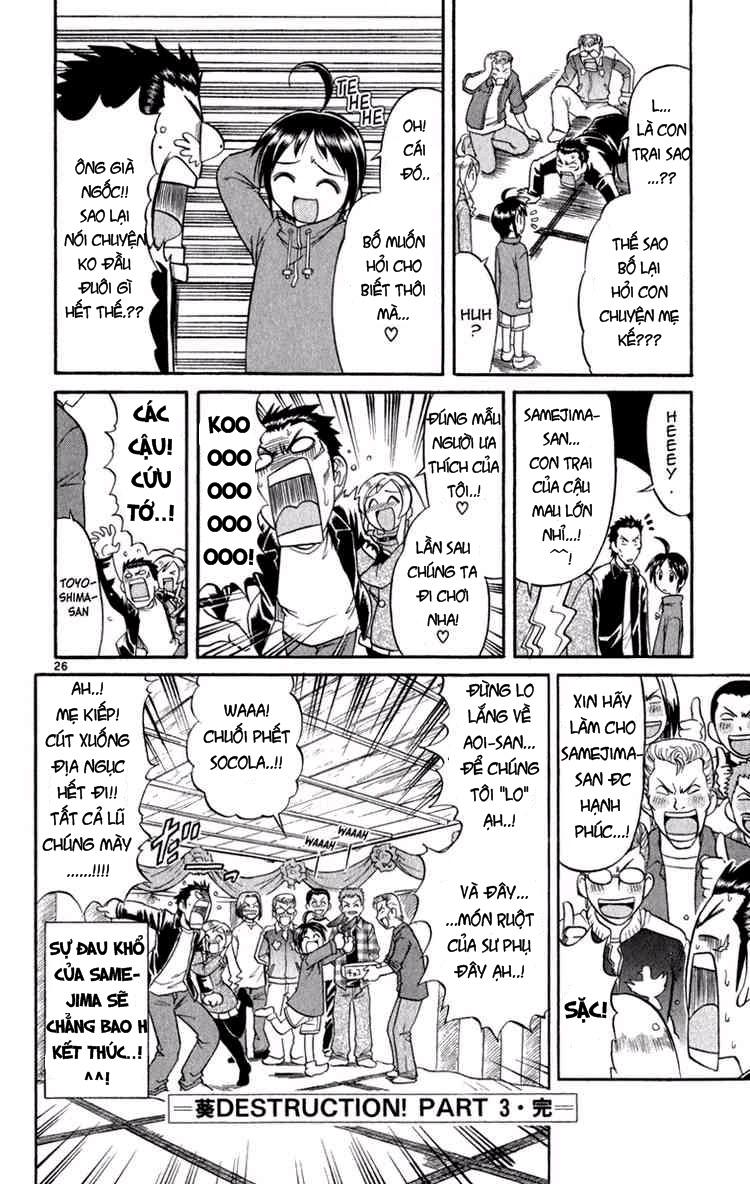 Aoi Destruction chap 3 - Trang 27