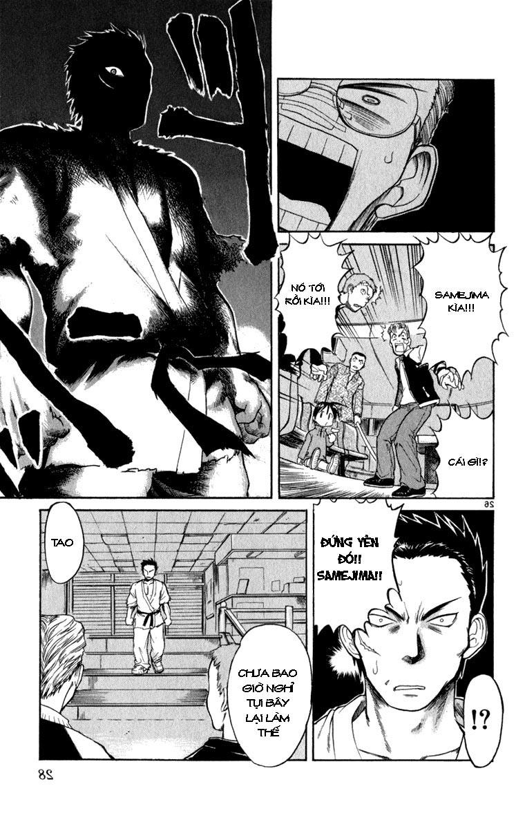 Aoi Destruction chap 1 - Trang 29