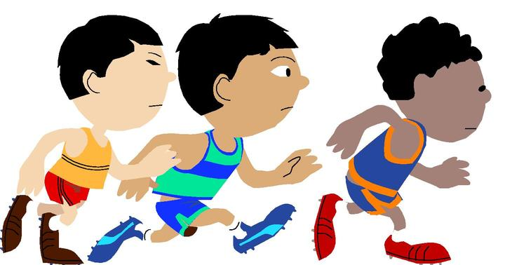 2020 Other | Images: Boy Running Track Clipart