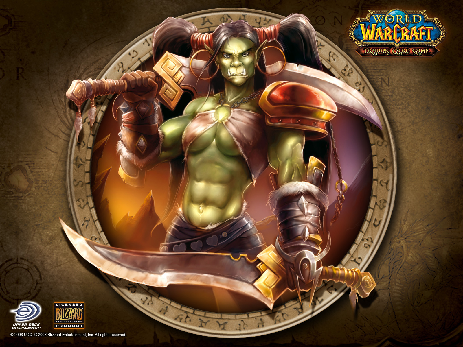 Orcs and girls erotic scenes