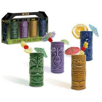 Tiki Drink Mugs