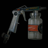 Bazooka Flake Gun