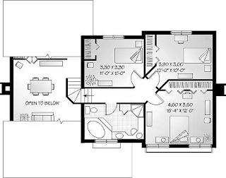 Model Rumah Spanyol