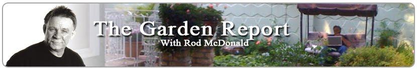Rod's Garden Report