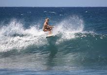 Surf Instructor Hannah