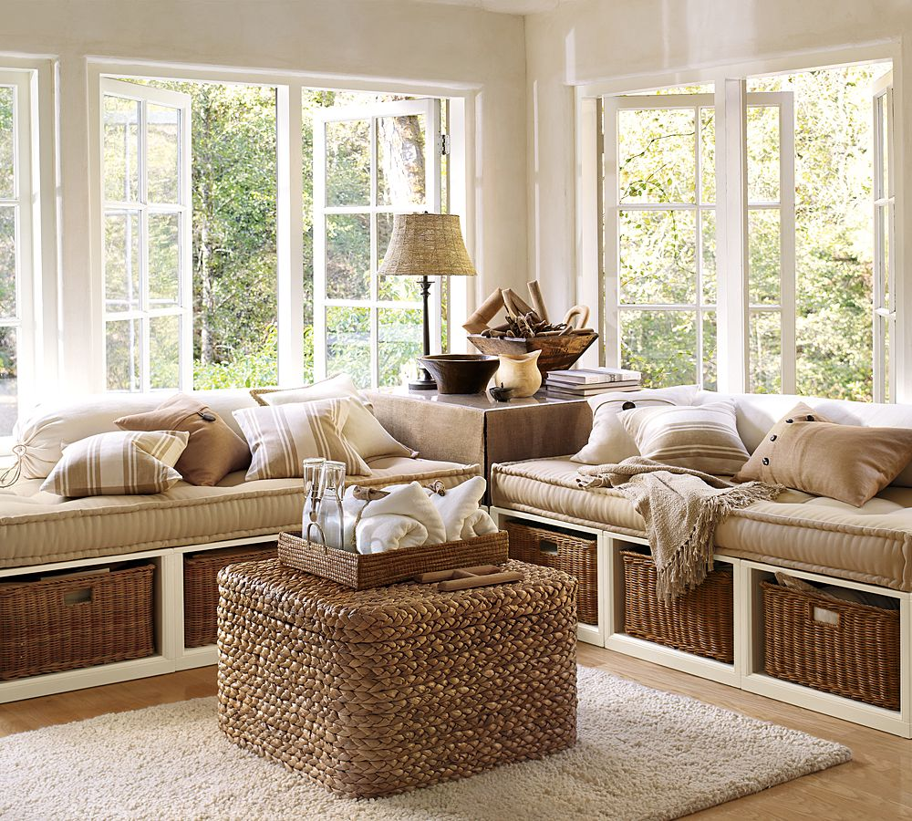 pottery multifunctional design daybed of with barn storage daybeds image barns wood bed home day montserrat