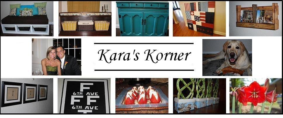 Kara&#39;s Korner
