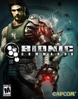 Bionic Commando (2009) box art
