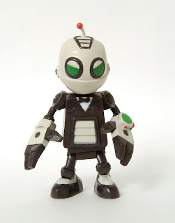 Secret Agent Clank figurine