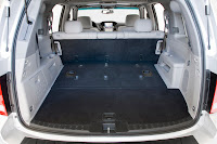 09 Honda Pilot Touring Interior