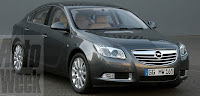 Euro Spec 2008 Opel Insignia Revealed Early By Autoweek