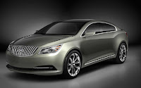 Buick Invicta Concept Debut At 2008 Beijing Motor Show