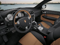 09 Porsche Cayenne Turbo S