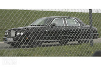 Spy Photo: 2010 Bentley Arnage Prototype Caught Testing