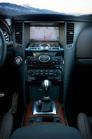 New 09 Infiniti FX50 SUV