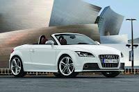 2009 Audi TT-S (Sport) For UK & USA