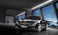 BRABUS Tuned 2009 Mercedes-Benz SL
