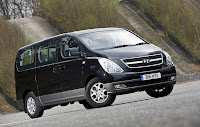 New 2009 Hyundai i800 Minivan For Europe Launched