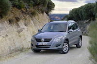 2008 Australian Volkswagen Tiguan Photo