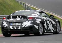 Spy Photo: 2011 Honda/Acura NSX Prototype