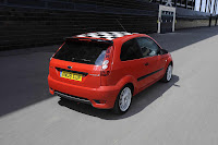 Ford Red Edition Fiesta Zetec S