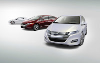 New Honda Insight Concept Hybrid Photo