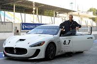 Photo: Maserati GranTurismo MC