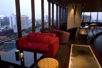 Cloud Living Room Jakarta 9clouds (menara jamsostek jakarta) | jakarta100bars nightlife