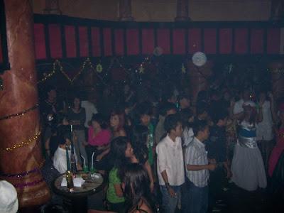 Palladium Club Hotel Kaisar Jakarta100bars Nightlife