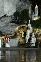 OUR LADY OF LOURDES LIVE