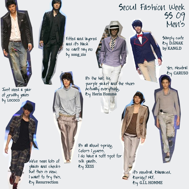 Men - Korean Fashion