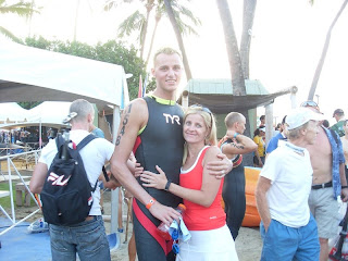 BJ&#8217;s Kona Report 2009-In the heat of the moment, the heart does not forget.