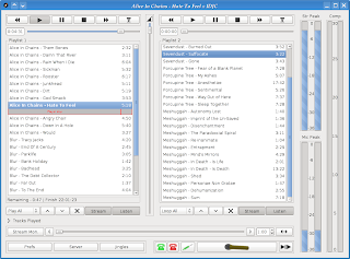 IDJC - Internet DJ Console for linux.