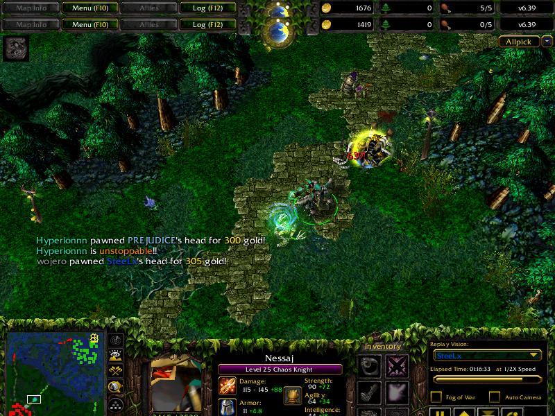 iDC: Chaos Knight-Nessaj