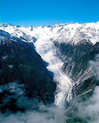 fox and franz josef glaciers how to get