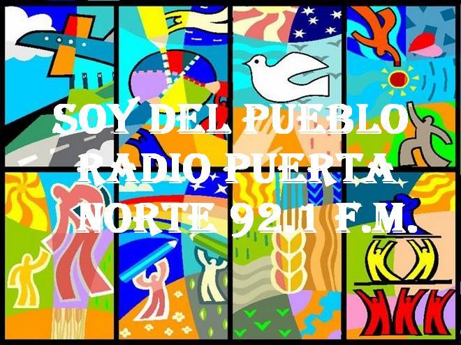 Soy del Pueblo - Programa Radio Puerta Norte 92.1 FM
