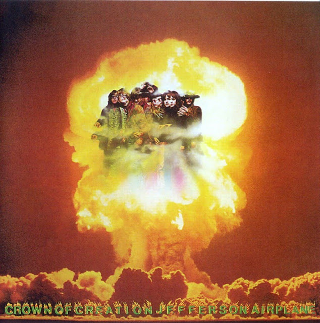 Jefferson Airplane - 1968 - Crown Of Creation