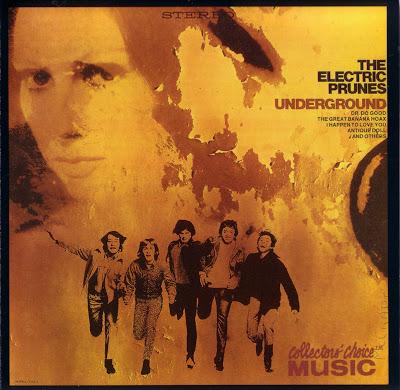 the Electric Prunes - 1967 - Underground