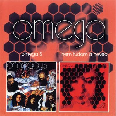 Omega - 1973 - Omega 5 + 1974 - Nem tudom a neved