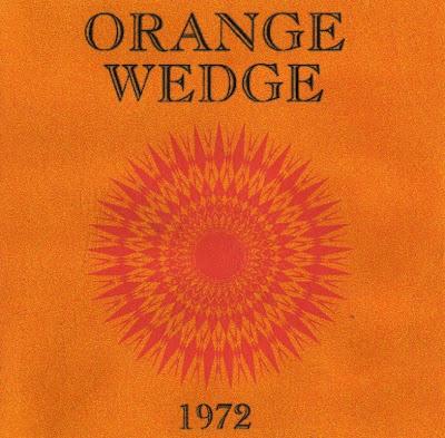the Orange Wedge - 1972 - Orange Wedge