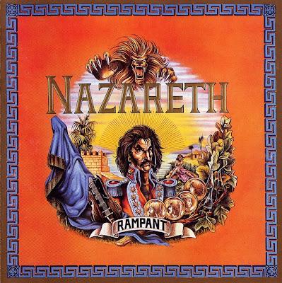 Nazareth ~ 1974 ~ Rampant