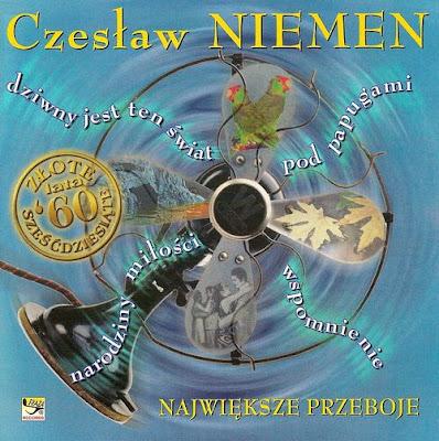 Czesław Niemen ~ 1999 ~ Najwieksze Przeboje