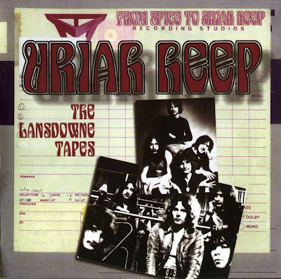 Uriah Heep ~ 2002 ~ The Lansdowne Tapes
