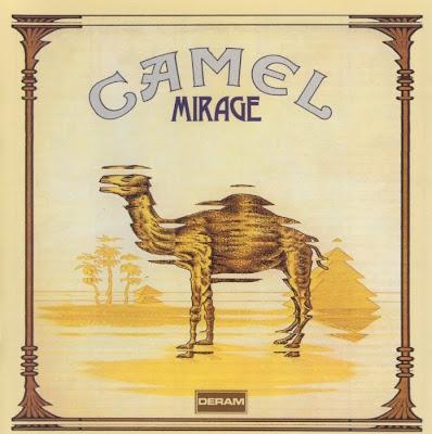 Camel ~ 1974 ~ Mirage