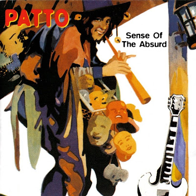 Patto ~ 1995 ~ Sense Of The Absurd