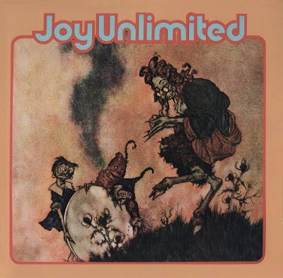 Joy Unlimited ~ 1970 ~ Joy Unlimited (aka Overground)
