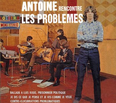 Antoine & les Problèmes ~ 2000 ~ Antoine rencontre les Problèmes