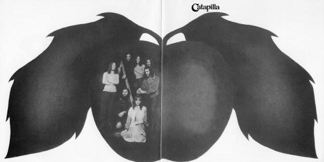 Catapilla ~ 1971 ~ Catapilla inner
